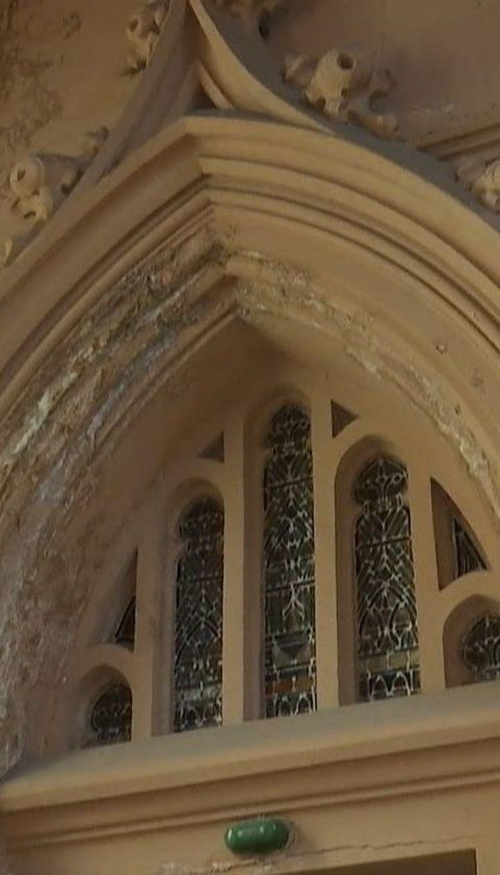 Спасение костела святого Николая: самый большой католический храм столицы будут реставрировать