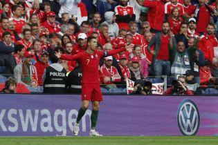Хет-трик Роналду вивів Португалію до фіналу Ліги націй