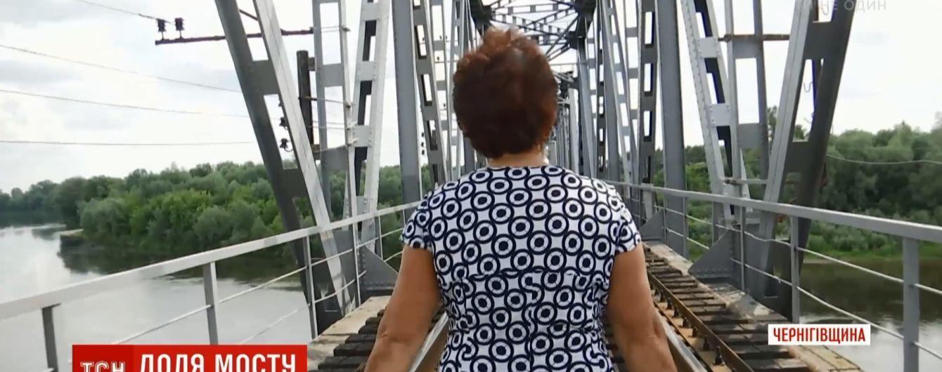 """На Черниговщине в результате модернизации железной дороге может появиться """"мост смерти"""""""