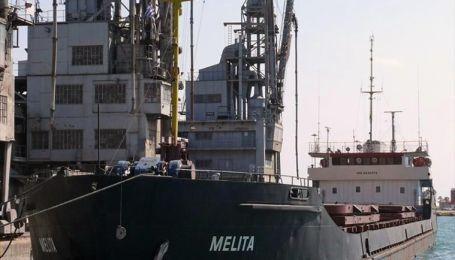 Прикордонники не стали затримувати російське судно, яке на 5 миль зайшло в територіальні води України