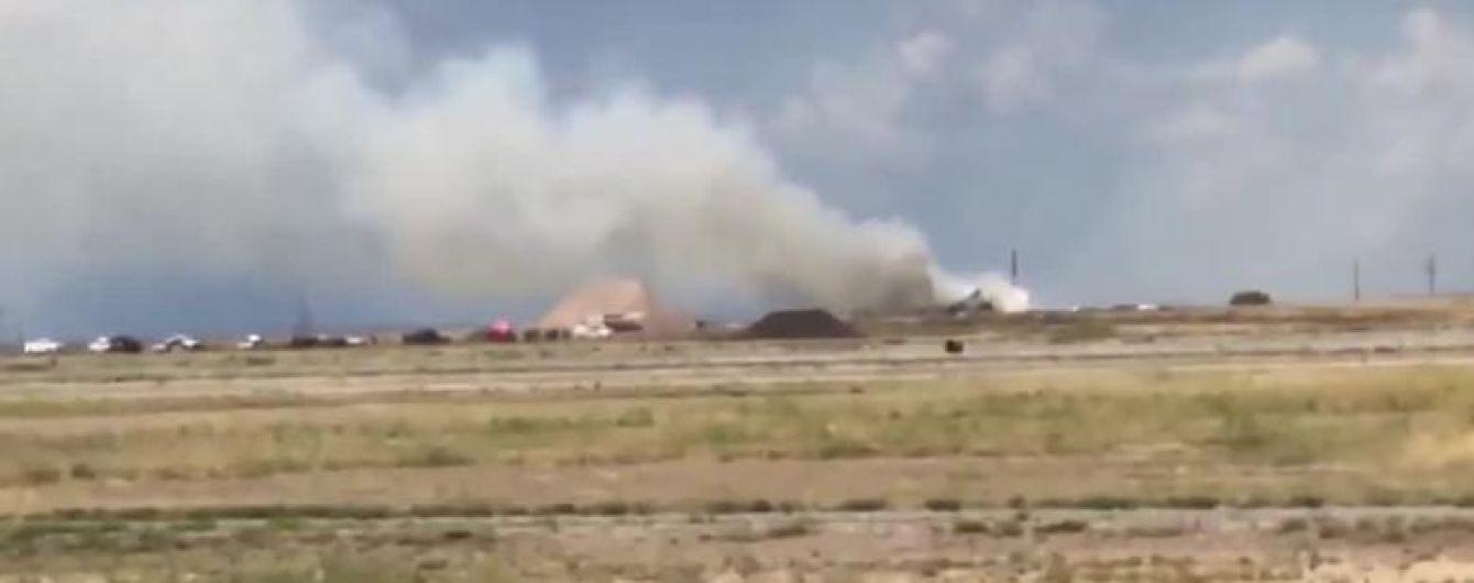 В США в аэропорту произошел взрыв: пострадали 12 пожарных