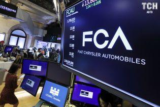 Автогіганти Fiat-Chrysler і Peugeot-Citroen домовились про злиття