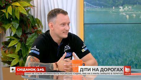 Павел Черепин о безопасности детей на дороге