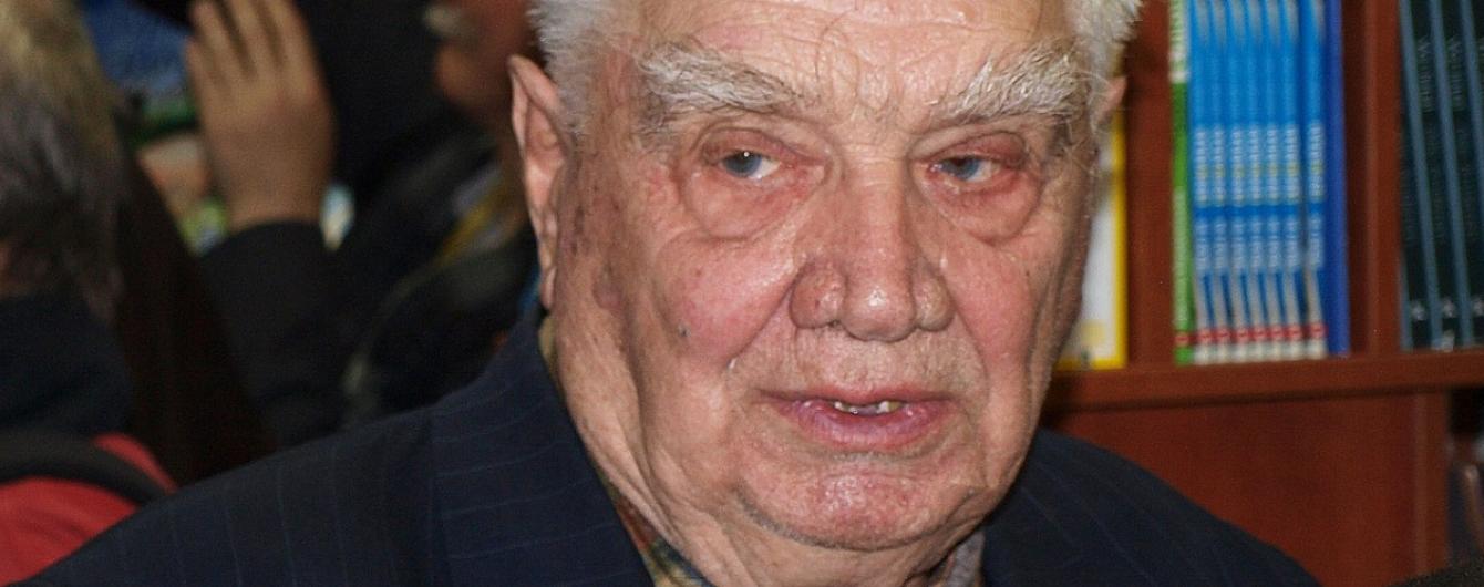 Умер известный украинский писатель Юрий Мушкетик