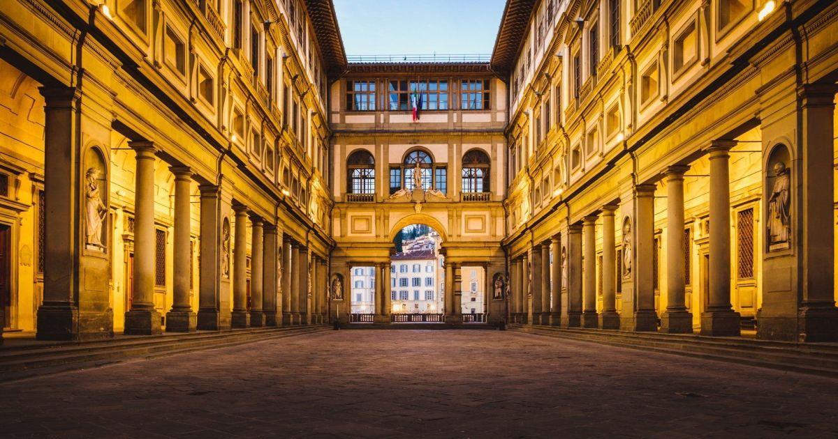 У Флоренції відкриють галерею Уффіці для вечірніх відвідувань