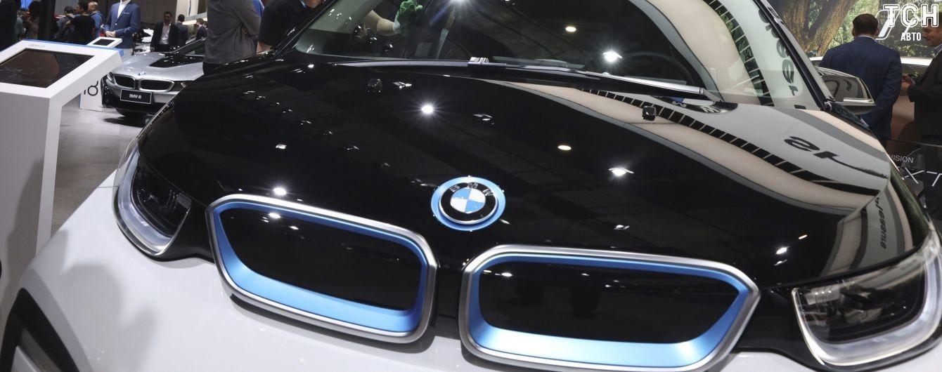 BMW и Jaguar Land Rover планируют совместно создавать электрокары
