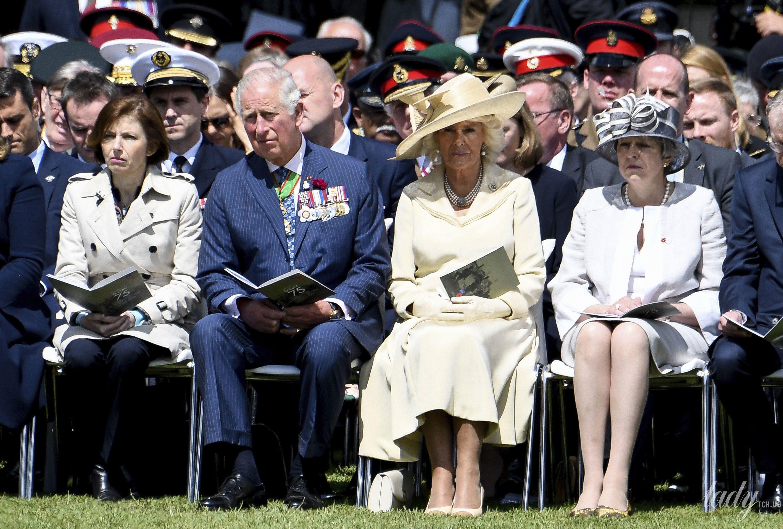 Герцогиня Корнуольская Камилла и принц Чарльз_5