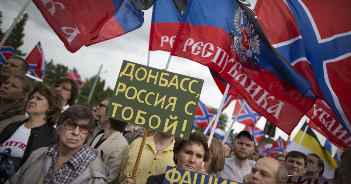 """Бойовики """"ЛНР"""" заявили про територіальні претензії у межах всієї Луганської області"""