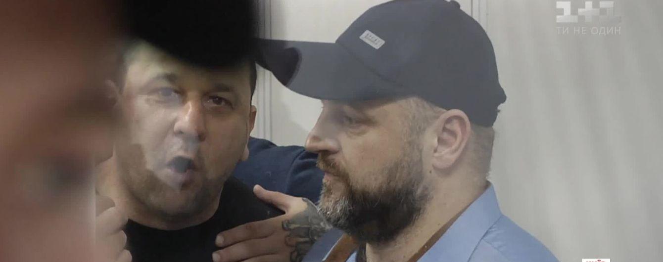 """В Киеве начали судить """"торнадовцев"""", которые устроили бунт в Лукьяновском СИЗО"""