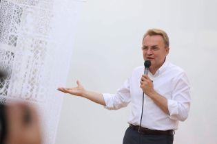 """""""Самопомич"""" Садового объявила первую десятку партийного списка"""