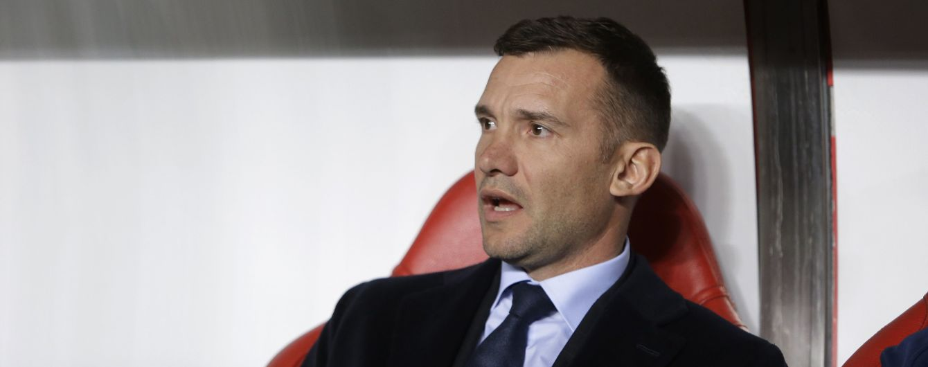 Шевченко може залишитися в збірній України до кінця Чемпіонату світу-2022