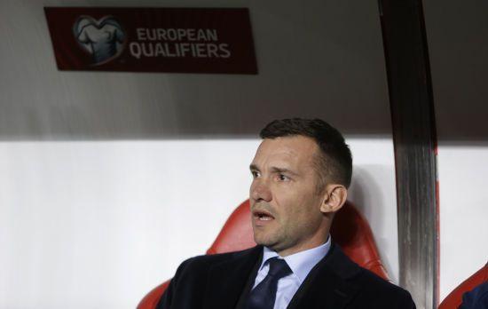 Шевченко: чи зіграє Лунін проти Сербії? Побачите завтра