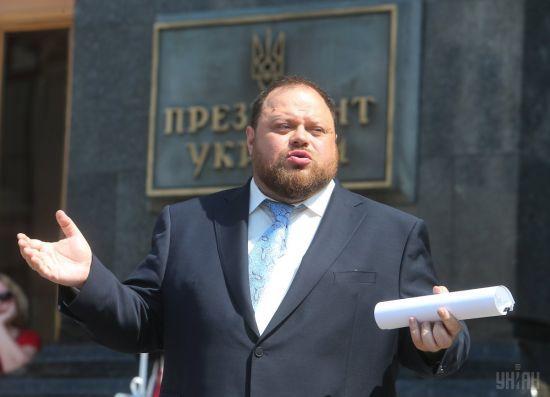 """У """"Слузі народу"""" відмежувалися від заяви Богдана про російську мову"""