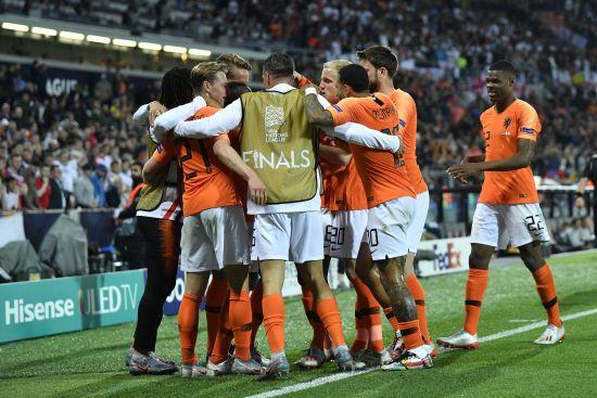 Нідерланди в екстра-таймі перемогли Англію і вийшли до фіналу Ліги націй