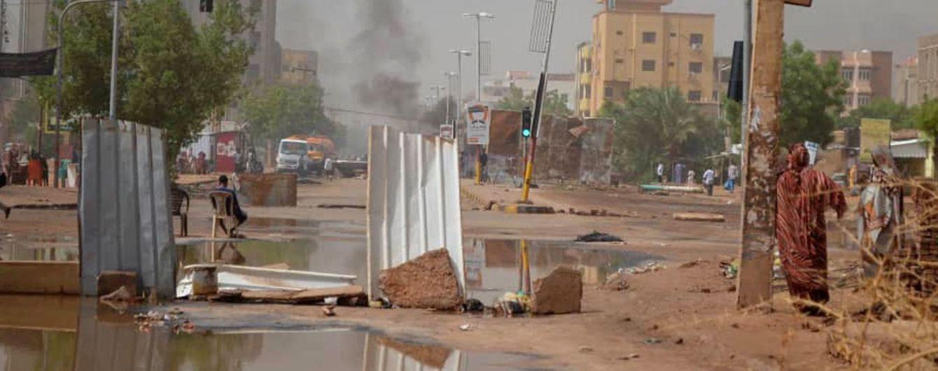 Протести у Судані: у річці знайшли тіла 40 вбитих мітингувальників