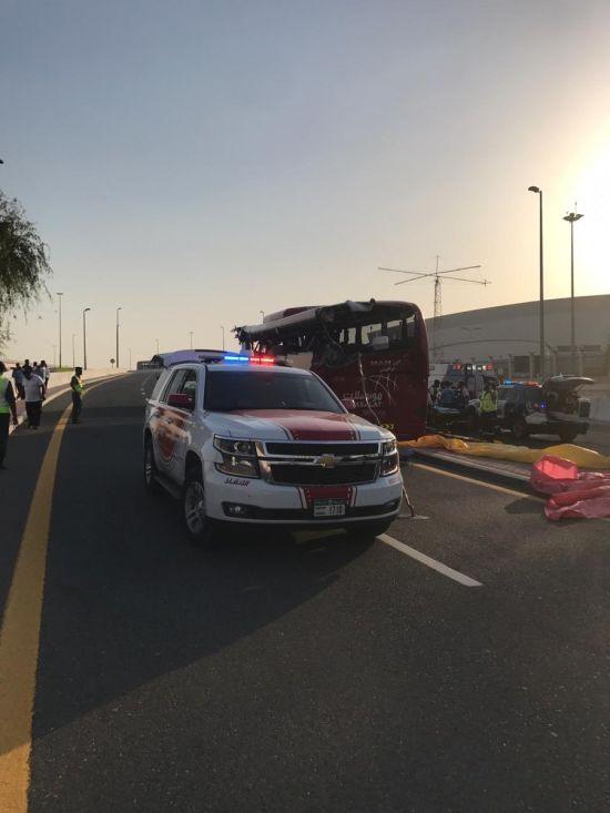 Стало відомо, громадяни яких країн загинули у ДТП з автобусом у Дубаї