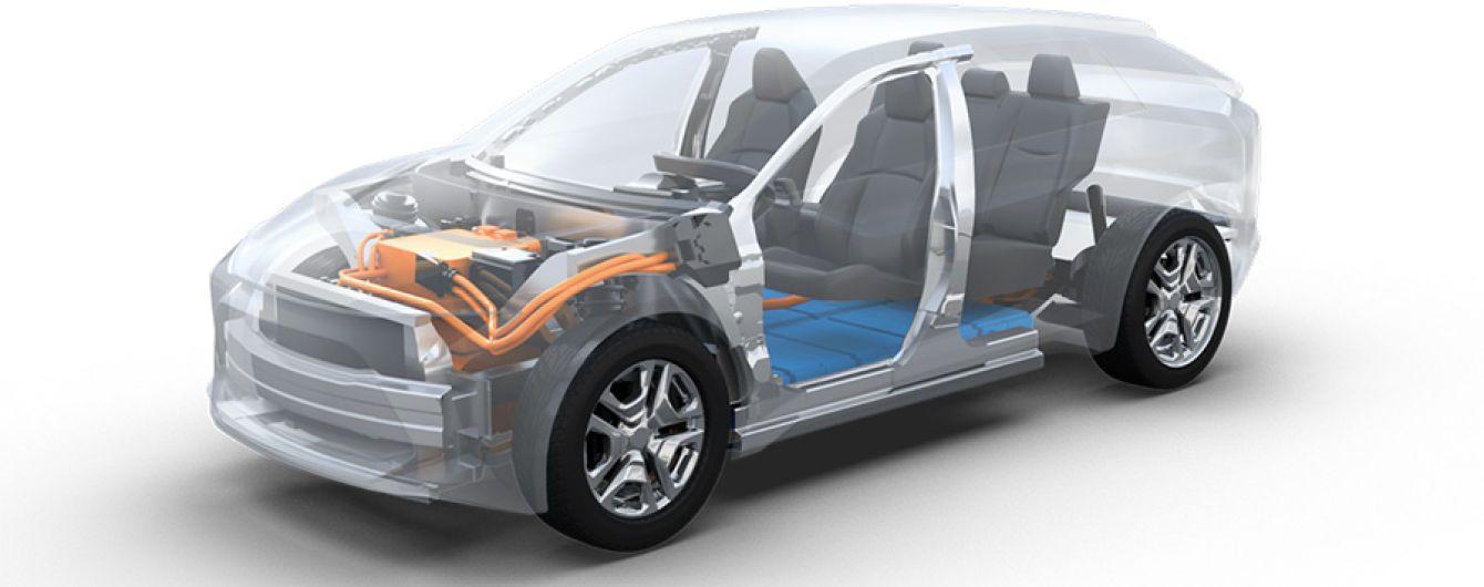 Toyota и Subaru будут совместно создавать электрокары