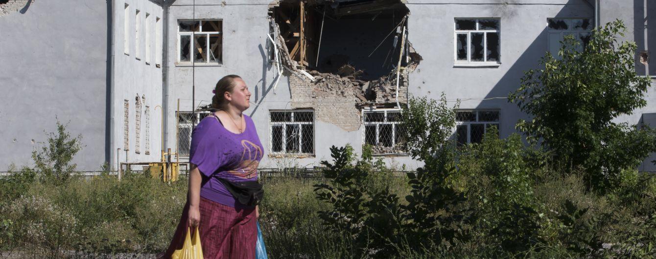 Ситуація на Донбасі. Терористи активізували обстріли українських позицій