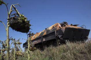 Террористы на Донбассе обстреляли украинские позиции из артиллерии