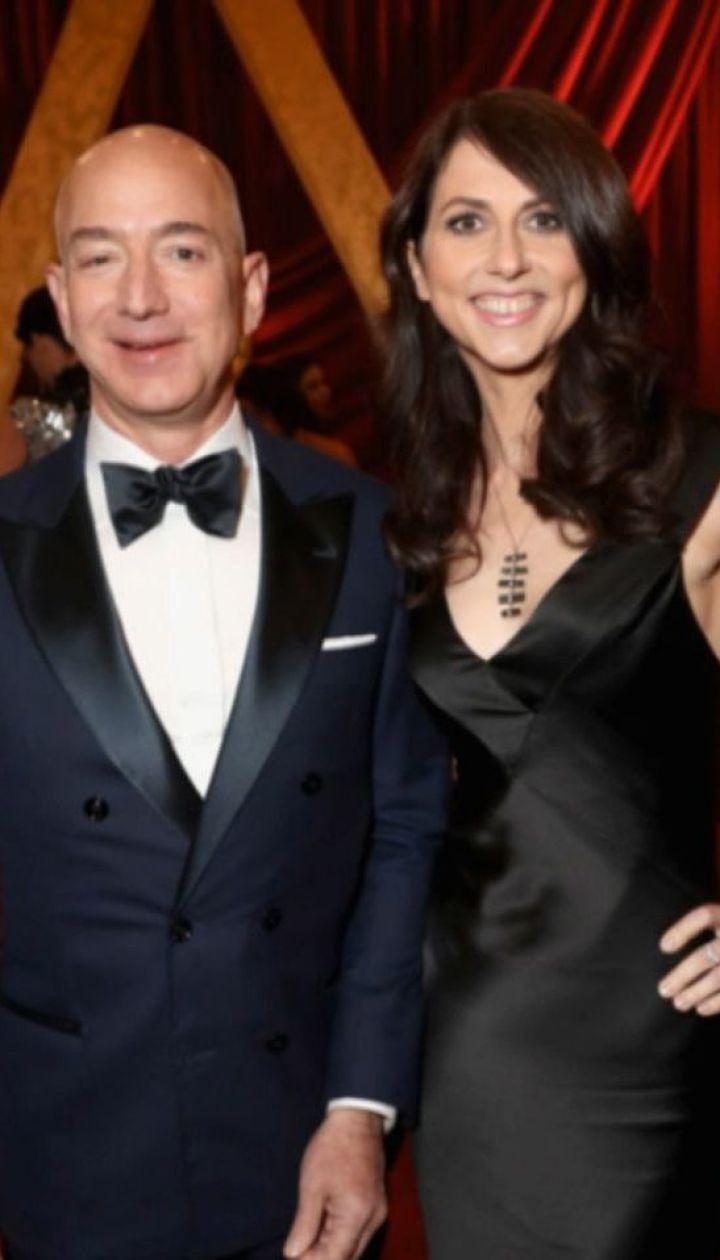 Рекордный развод: жена Джеффа Безоса получит 35 млрд компенсации