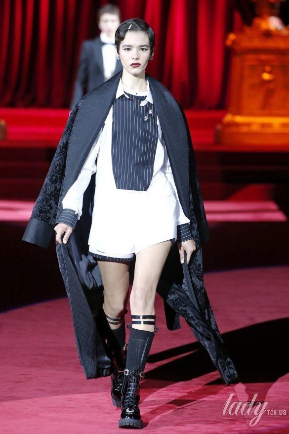 Коллекция Dolce & Gabbana прет-а-порте сезона осень-зима 2019-2020_11