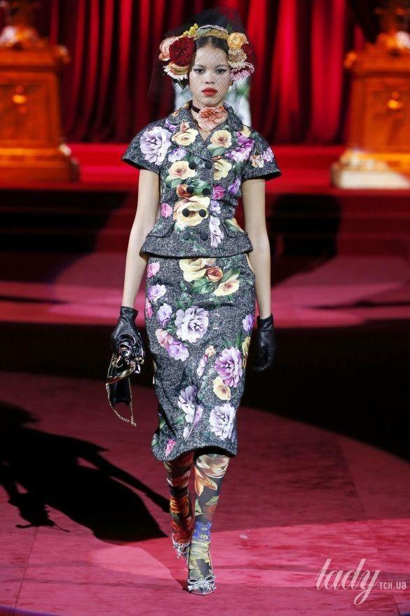 Коллекция Dolce & Gabbana прет-а-порте сезона осень-зима 2019-2020_39