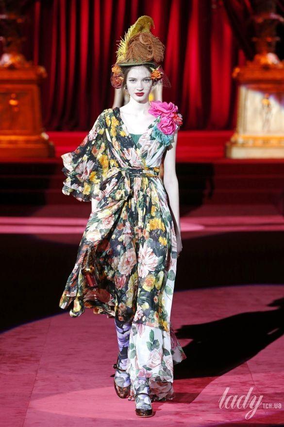 Коллекция Dolce & Gabbana прет-а-порте сезона осень-зима 2019-2020_43