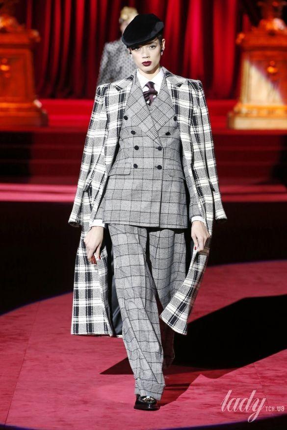 Коллекция Dolce & Gabbana прет-а-порте сезона осень-зима 2019-2020_52
