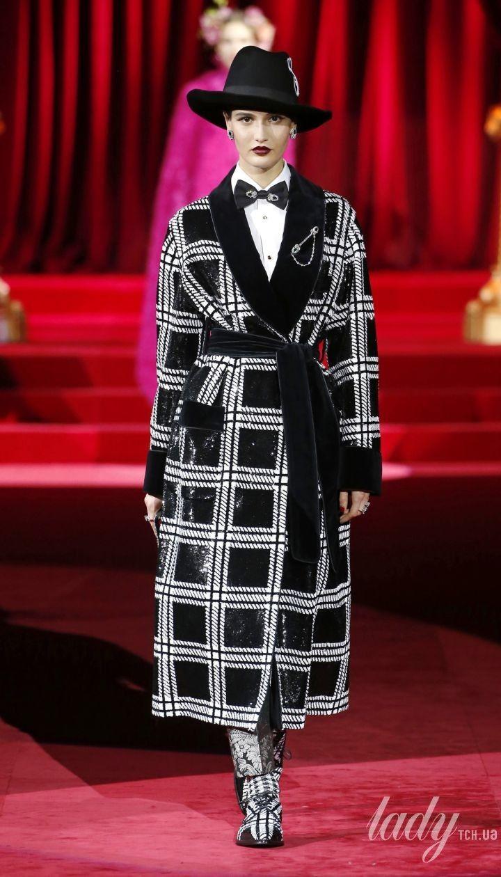 Колекція Dolce & Gabbana прет-а-порте сезону осінь-зима 2019-2020