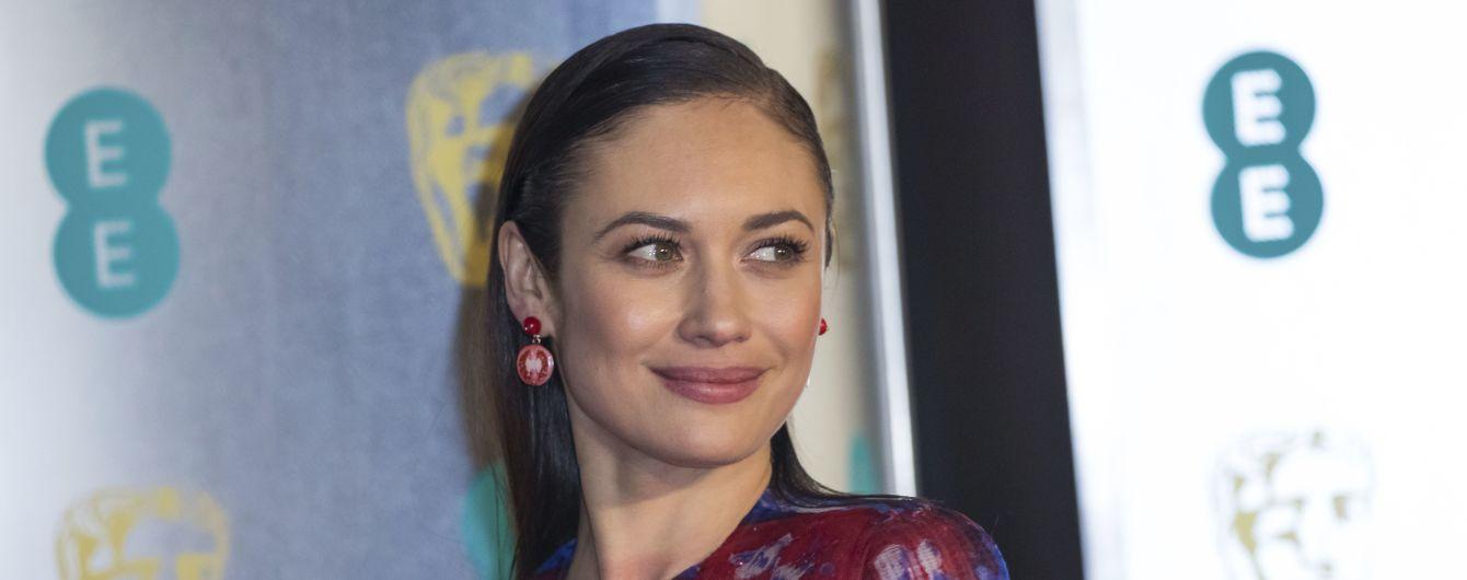 Ольга Куриленко вспомнила себя 15-летней, когда делала первые шаги в модельном бизнесе