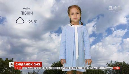 Погода від Фросі на 8-9 червня в Україні та світі