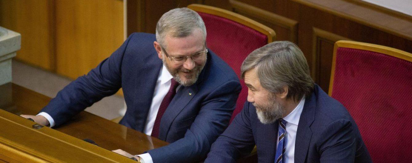 """""""Оппоблок"""" пойдет на выборы в Раду вместе с партиями Кернеса и Мураева"""