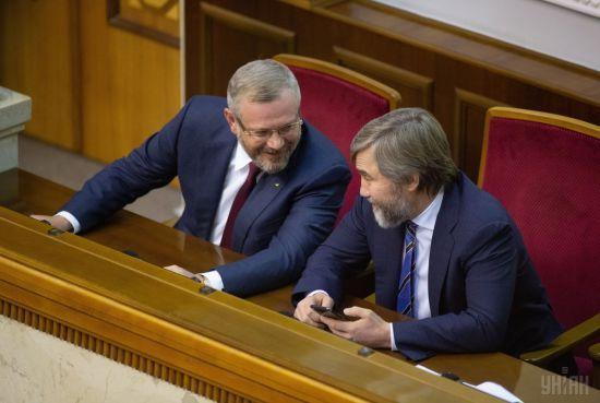 """""""Опоблок"""" піде на вибори до Ради разом із партіями Кернеса та Мураєва"""