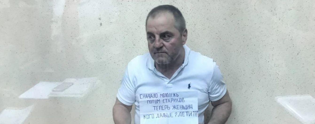 """Российская """"омбудсмен"""" в аннексированном Крыму будет просить перевести политзаключенного Бекирова под домашний арест"""