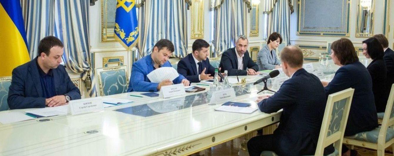 Начало работы Антикоррупционного суда оказался под угрозой – Зеленский встретился с главой учреждения