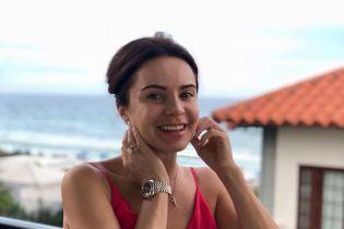 Беременная Лилия Подкопаева засветила животик и показала, как занимается спортом