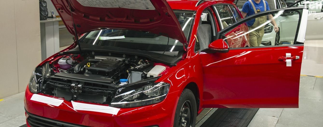 В машины Volkswagen будут ставить украинские детали