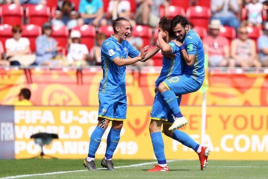 Збірна України перемогла Колумбію і вийшла у півфінал Чемпіонату світу