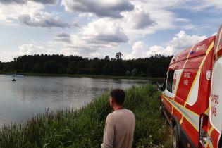 В результате аварийной посадки самолета на Киевщине полиция открыла уголовное производство