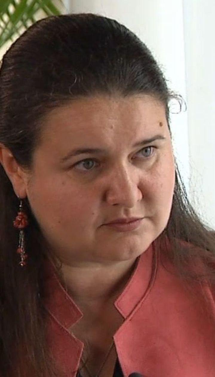 Міністр фінансів Оксана Маркарова дала ексклюзивне інтерв'ю ТСН