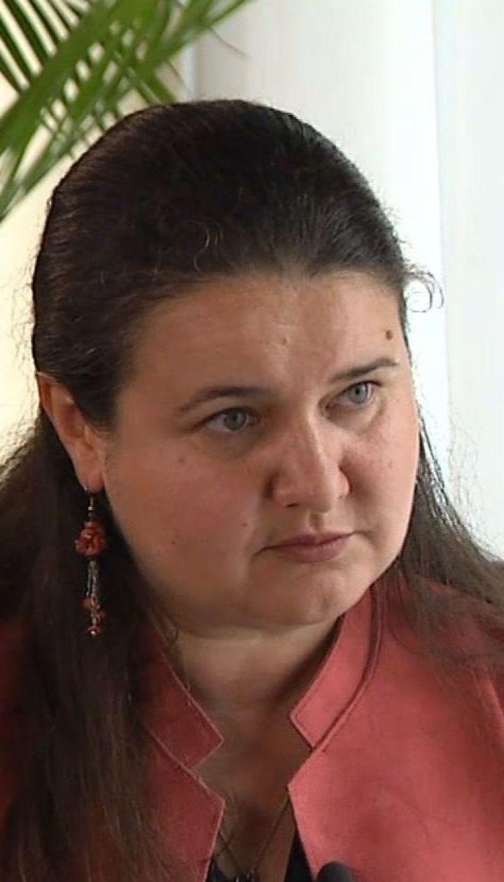 Министр финансов Оксана Маркарова дала эксклюзивное интервью ТСН