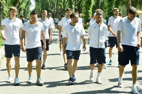 Став відомий склад збірної України на матч із Сербією