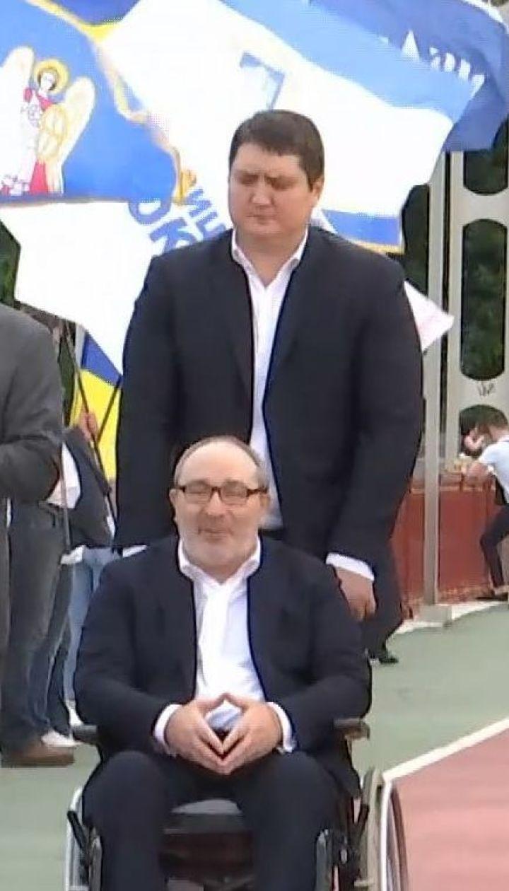 """Частина колишнього """"Опоблоку"""" об'єдналась із партіями Кернеса та Мураєва"""