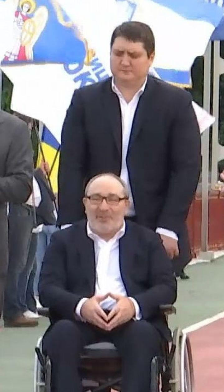 """Часть бывшего """"Опоблока"""" объединилась с партиями Кернеса и Мураева"""