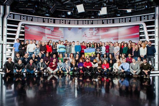 У День журналіста ТСН та Телекритика отримали почесні нагороди від НСЖУ