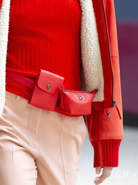 Колекція Longchamp прет-а-порте сезону осінь-зима 2021-2022 / © East News