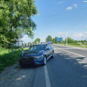Переходив дорогу: в Львівській області в ДТП загинув військовий (фото)