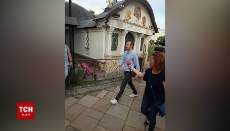 """Святослав Вакарчук приехал на съезд партии """"Голос"""""""