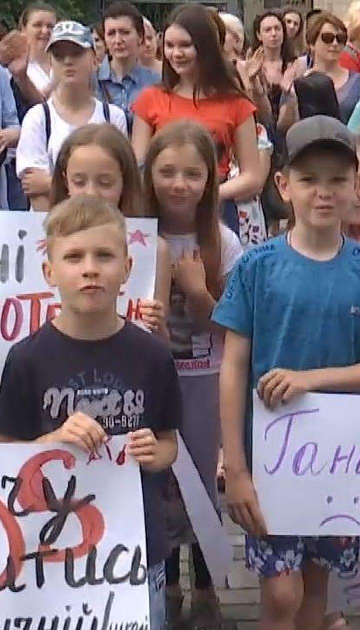 В Киверцах на Волыни единственной музыкальной школе грозит закрытие
