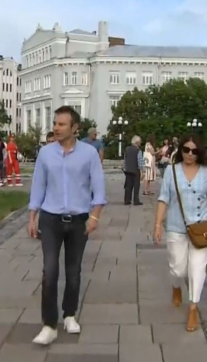 "Журналист Сергей Рахманин присоединился к партии ""Голос"" Вакарчука"